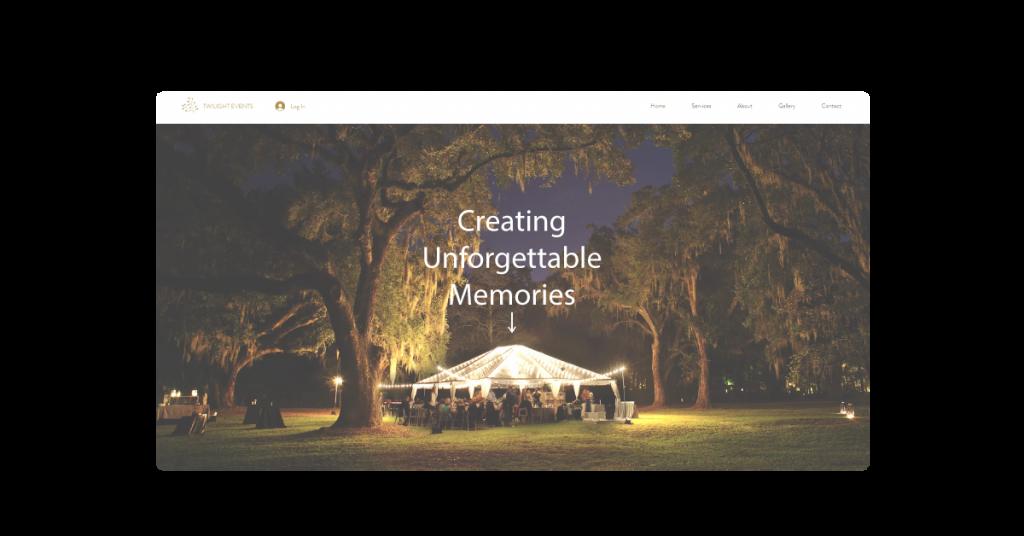 Layout Website: Bố cục trang web với Hình ảnh lớn (2)