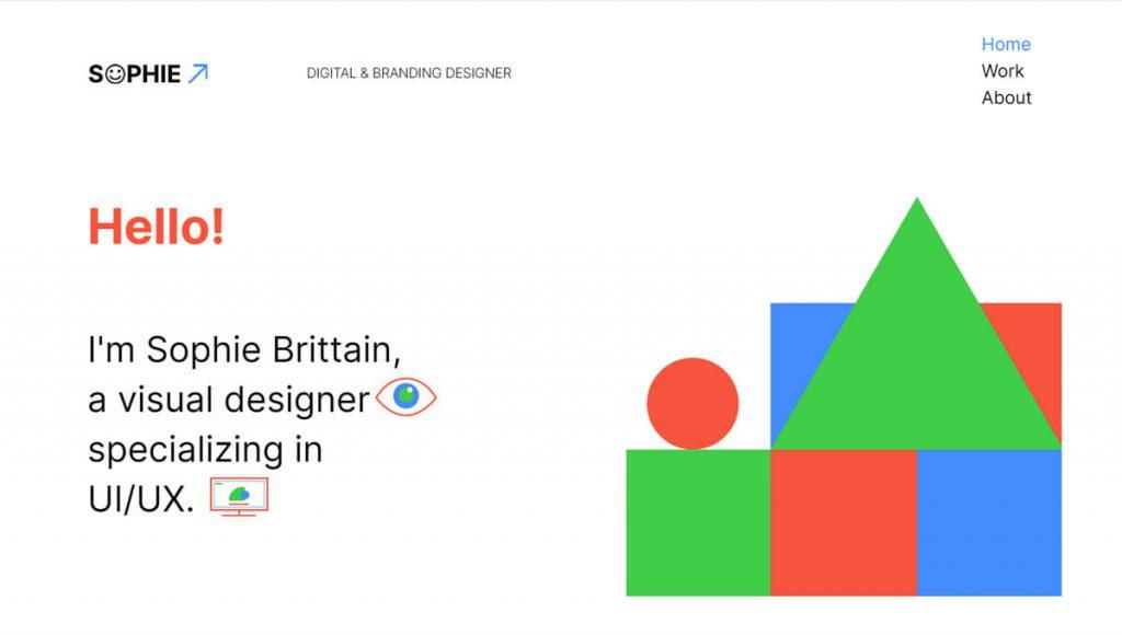 Bí quyết thiết kế website cá nhân từ các nhà thiết kế UX hàng đầu 1