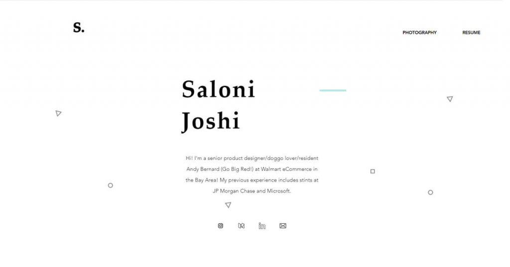 Bí quyết thiết kế website cá nhân từ các nhà thiết kế UX hàng đầu 6