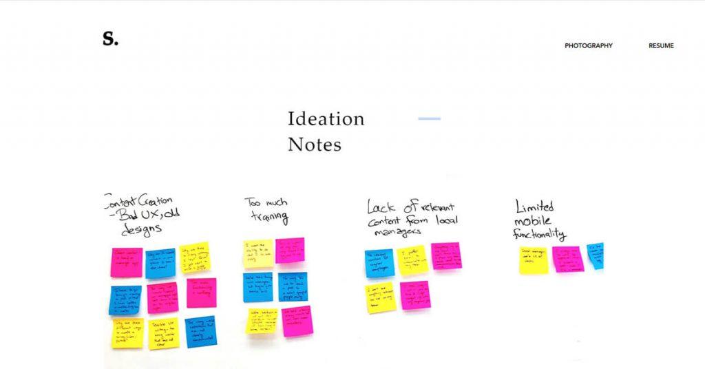 Bí quyết thiết kế website cá nhân từ các nhà thiết kế UX hàng đầu 7