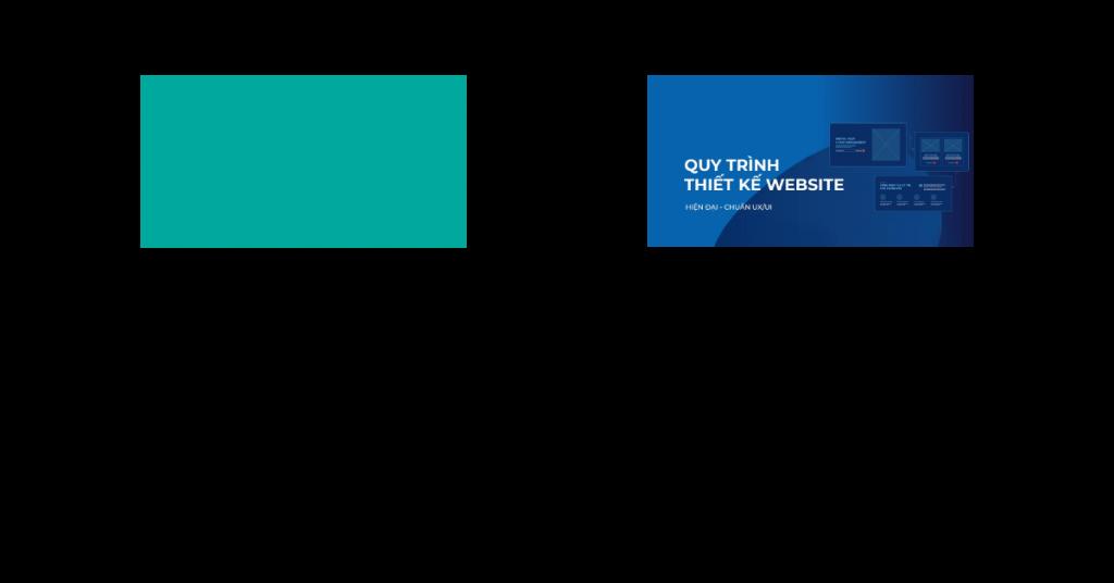 Quy trình thiết kế website hiện đại yêu cầu thiết kế đáp ứng nội dung